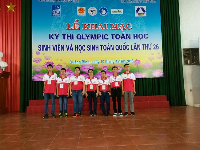 doi tuyen sinh vien uit tham gia cuoc thi olympic toan sinh vien toan quoc 0